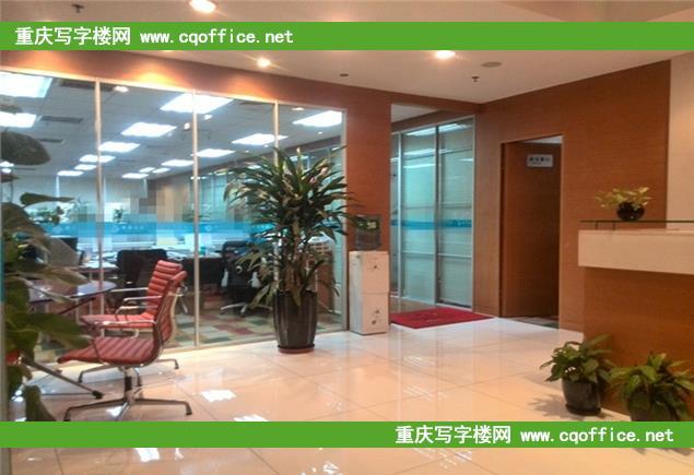 重庆富力·海洋国际-flhygj17-400平米-重庆写字楼